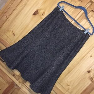Ralph Lauren classic wool lined skirt